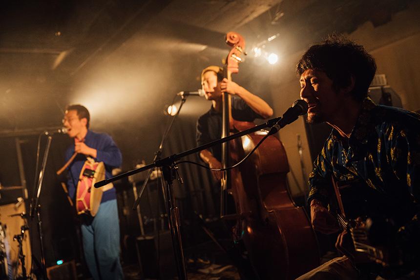トレモノ、馬喰町バンドら、多彩な音楽で自由に踊らせた無料企画