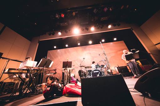 BOMI(撮影:Tetsuya Yamakawa)