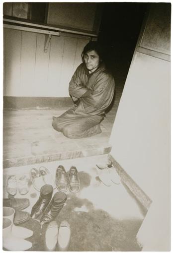 『土方巽』「EARLY WORKS」 1969年 東京都写真美術館蔵