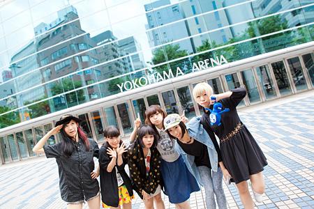 アイドル現象の臨界点へ、BiSが横浜アリーナで最後の時を迎える - レビュー : CINRA.N
