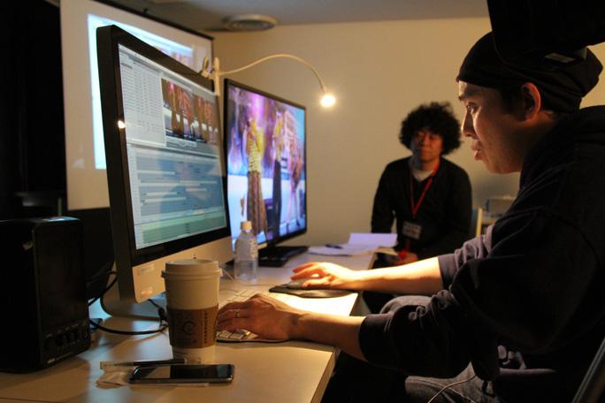 日本を代表する映像ディレクター関和亮が、クリエイティブの裏側を見せた贅沢授業を徹底レポート
