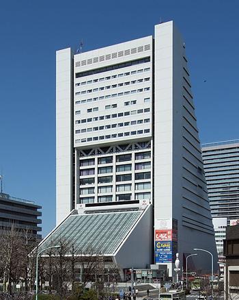 中野サンプラザ(Photo by Wiiii)