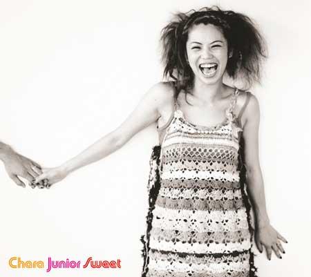 Chara『Junior Sweet-25th Anniversary Edition-』ジャケット