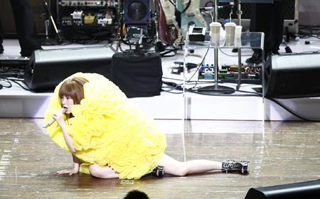 YUKI『The Present』ライブレポート