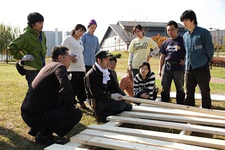 アートコンストラクター講習会 ©Photo:冨田了平