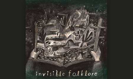noble10周年記念コンピレーション『Invisible Folklore』