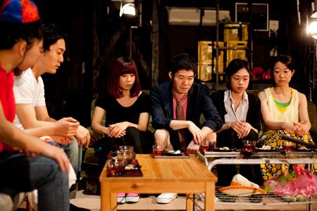 過去公演:岡崎藝術座『古いクーラー』より