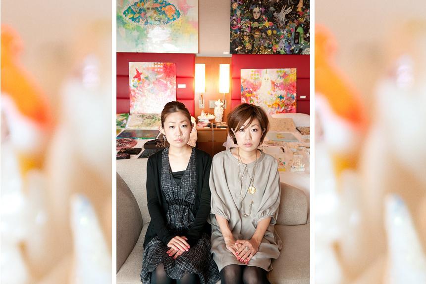 『ふたりで描く、ひとつの絵 ~三尾あすか・あづち姉妹がひとりの「アーティスト」になるとき~』第4話:「用意されていた人生から、もう一度人生を選び取るまで」