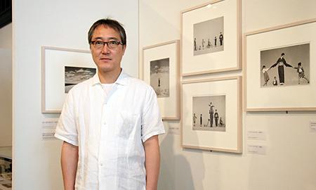 佐野史郎が語る、終生モダニズムを貫いた写真家・植田正治の魅力