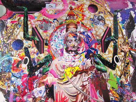 『とある人類の超風景II』2012 Kazuki Umezawa Courtesy CASHI
