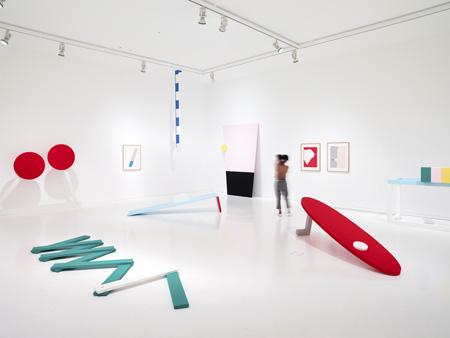 「PLAY」展示風景 青森県立美術館