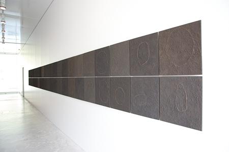 鈴木ヒラク『bacteria sign(circle)』2000年 金沢21世紀美術館蔵