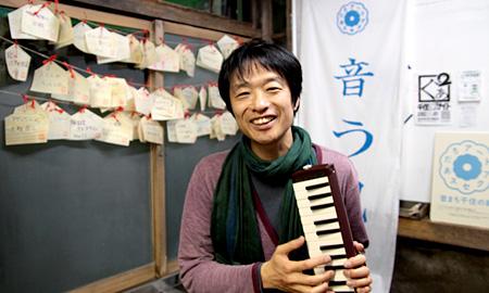 「音」は人や街を変えることができるのか?『音まち千住の縁』 Vol.3 作曲家・野村誠、日本が変わるため「だじゃれ音楽」でおじさんとコラボ