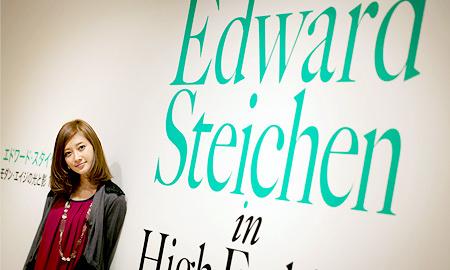 酒井景都と、巨星エドワード・スタイケンの写真展を巡る