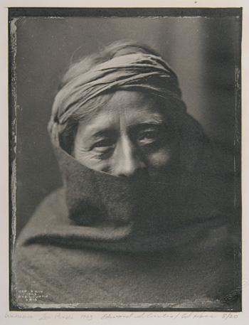 『ズニ族のキアキマッシ、ワイフシワ』
