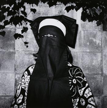 『風姿花伝』より『秋田・西馬音内』、1976年