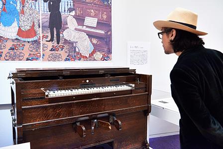 「純正調オルガン」1936年 国立音楽大学楽器学資料館蔵