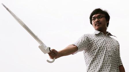 勝本雄一朗『雨刀』