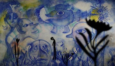鈴木沙織『感傷の沈殿』