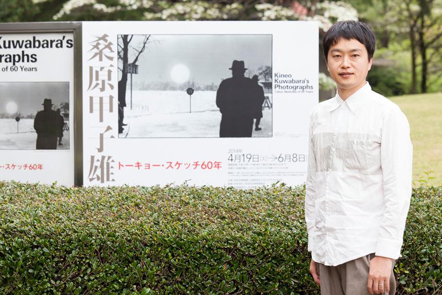 トラフ建築設計事務所と行く『桑原甲子雄の写真』展