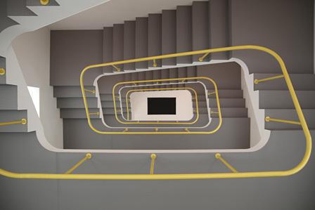 『階段』2005