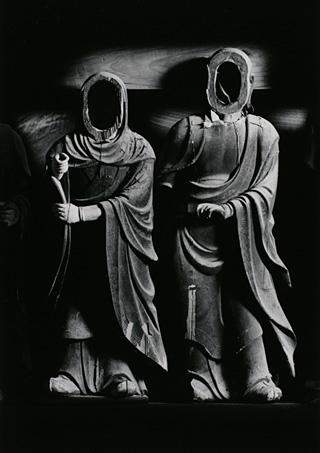 奈良原一高『ジャパネスク・禅・#11』 1969年