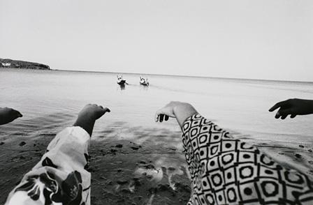 東松照明『太陽の鉛筆』西表島 1972年