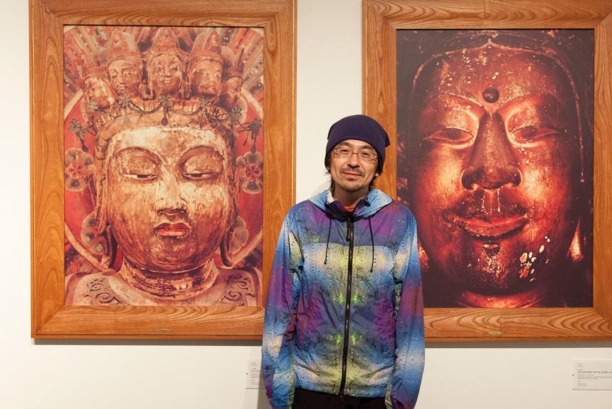 古川日出男と感じる『スピリチュアル・ワールド』展