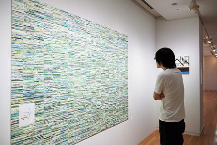 竹崎和征『三縄』©Takezaki Kazuyuki