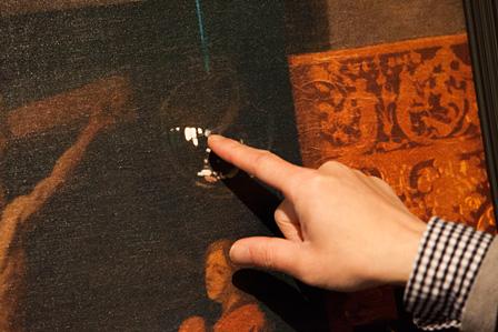 『「フェルメール 光の王国展」~フェルメール作品に隠された3つの秘密~』展示風景