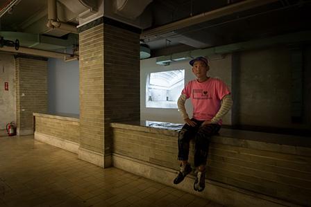 初公開の地下室で「美術館の誕生」を展示