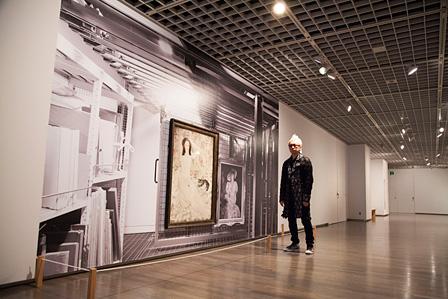「Storage(収蔵庫)」の展示風景