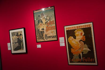 『エリック・サティとその時代展』展示風景