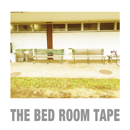 THE BED ROOM TAPE『Undertow』ジャケット
