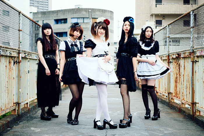 BAND-MAID to release