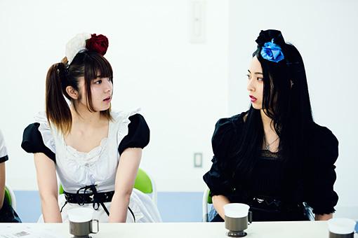 左から:小鳩ミク、彩姫
