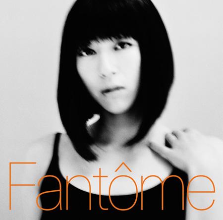 宇多田ヒカル『Fantôme』ジャケット