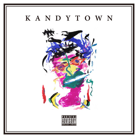 KANDYTOWN『KANDYTOWN』ジャケット