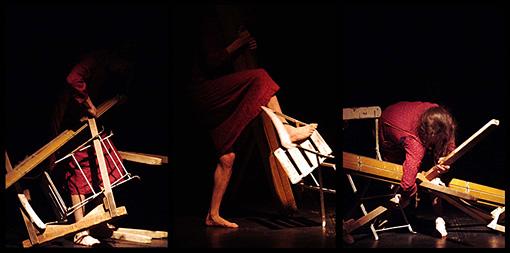 カミーユ・ボワテル『ヨブの話―善き人のいわれなき受難 L'homme de Hus』ビジュアル