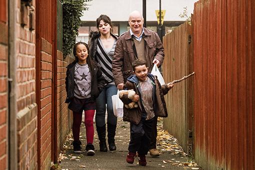 『わたしは、ダニエル・ブレイク』 ©Sixteen Tyne Limited, Why Not Productons, Wild Bunch, Les Films du Fleuve, Britsh Broadcastng Corporaton, France 2 Cinéma and The Britsh Film Insttute 2016
