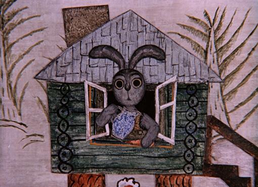 『キツネとウサギ』 ©2016 F.S.U.E C&P SMF