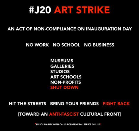 『J20 Art Strike』ビジュアル