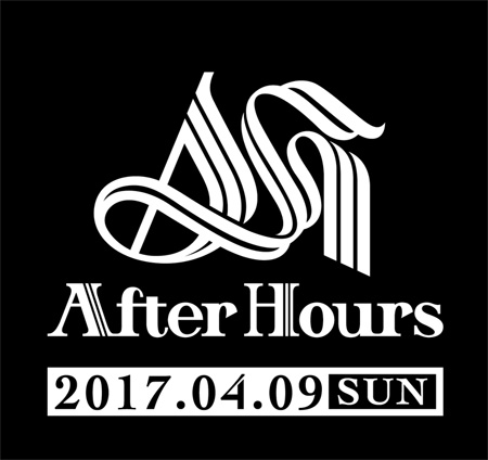 『After Hours'17』ビジュアル