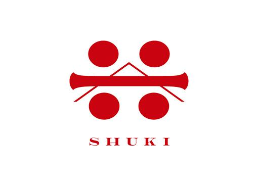 朱器<SHUKI>ロゴ
