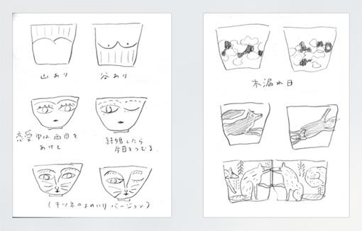 塩川いづみのデザイン案