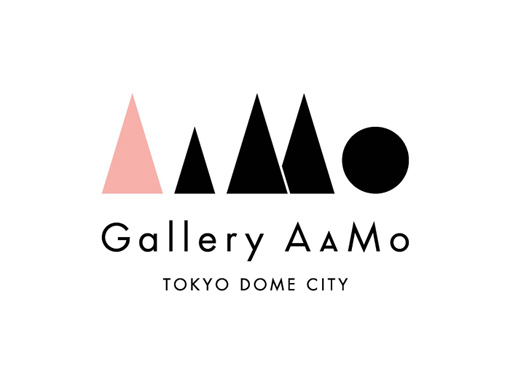 Gallery AaMoのロゴ