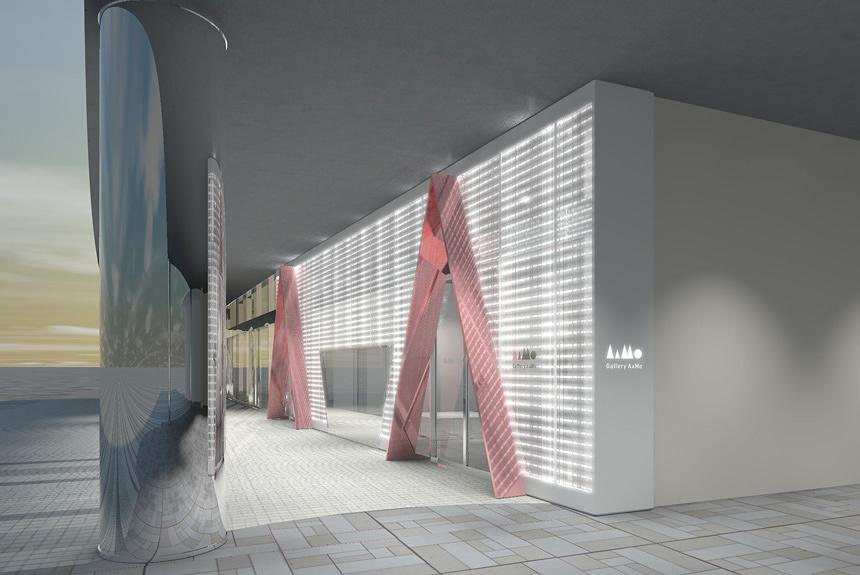 水道橋にアートカルチャーを。新スペースGallery AaMoの誕生意義