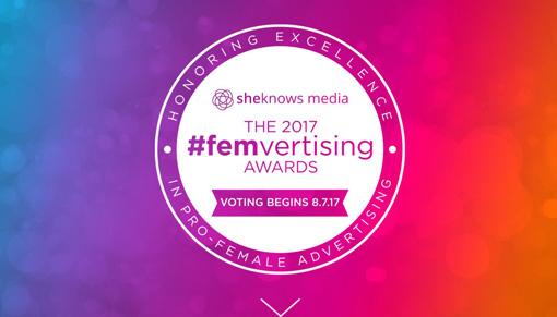 『#Femvertising Awards』オフィシャルサイトより