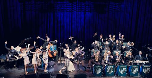 二階堂和美 with Gentle Forest Jazz Band