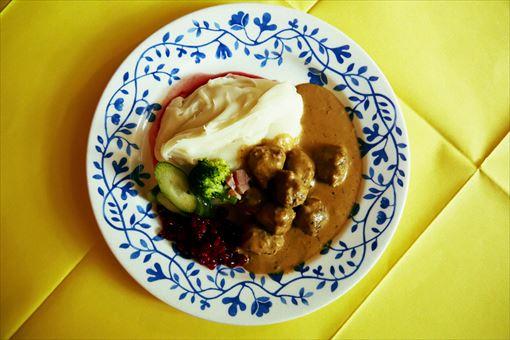 「スウェーディッシュミートボール」 スウェーデン発祥の料理で、老若男女に愛される伝統的家庭料理